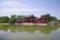 京都新聞写真コンテストー阿字池に映える鳳凰堂