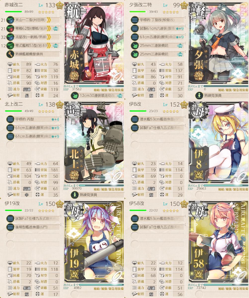 6-1 「潜水艦隊」出撃せよ!