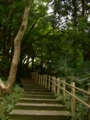 [階段]金沢城址公園