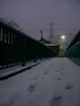 [雪][鉄塔]