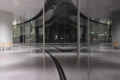 [金沢21世紀美術館]ガラスに映るもの
