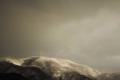 [空][雪]山