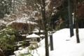 [雪]東屋