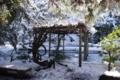 [雪]尾山神社