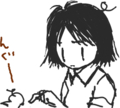 [ようせい][女の子絵]おはよう