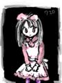 [女の子絵]2011年だから2011枚のうさぎ娘の絵を描くよ