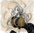 [女の子絵]はてなハイカーさん、秋だし読書っ子のイラスト欲しい!