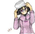 [女の子絵]2012年だから2012枚のめがねっ娘の絵を描くよ