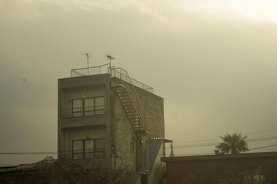 [空][階段]