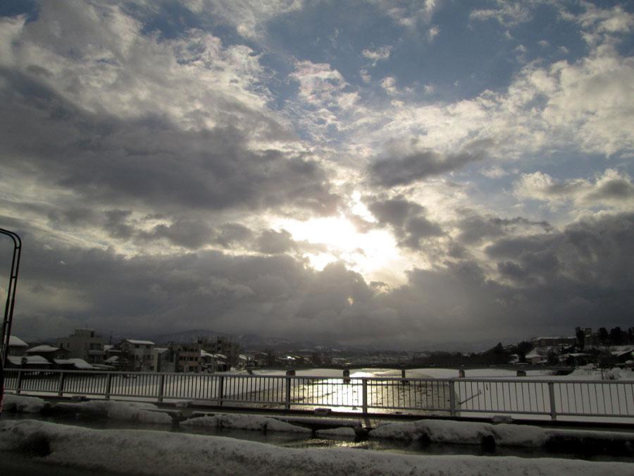 [空][雪]