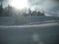斑尾高原から飯山へ