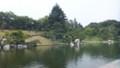 三景園 大海