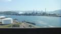 瀬戸大橋を渡って四国に