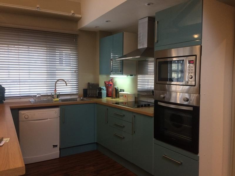 イギリスバースのAirbnbエアビー キッチン