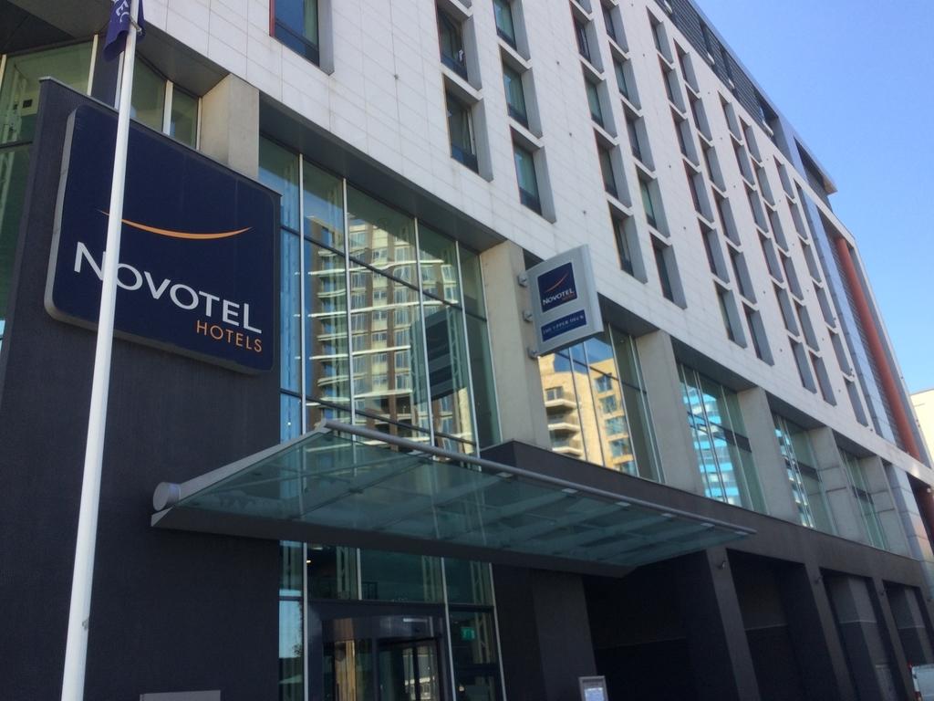 イギリスロンドンのホテルNovotel London Excel