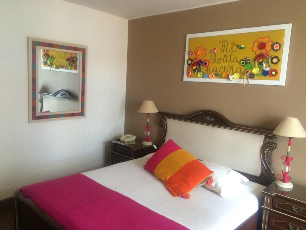 ボリビア・ラパスのホテルHotel Rosario La Paz