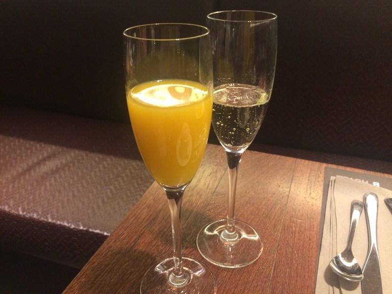 スペインバルセロナB Hotelシャンパン