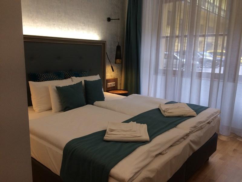 ハンガリーブダペスト Hotel Memories Budapest