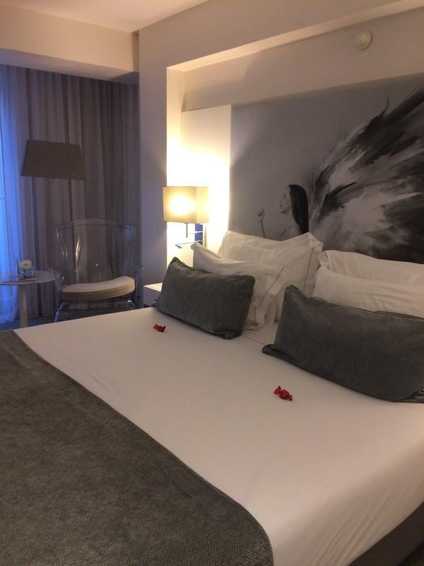 ポルトガルリスボンのホテル Hotel White Lisboa 部屋