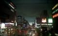 錦糸町駅前 ひどい夕立の日