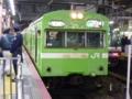 JR103系 JR大阪環状線区間快速