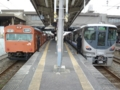 JR103系 JR阪和線普通とJR225系5000番代 JR阪和線区間快速