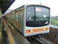 JR205系 JR京葉線快速