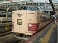 JR183系800番代 JR東海道本線(福知山線)特急こうのとり