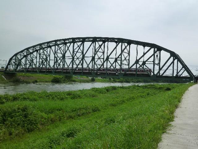 澱川橋梁(近鉄京都線)