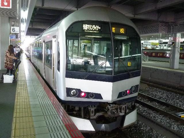 JR5000系 JR宇野線快速マリンライナー