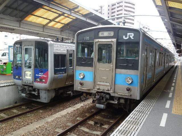 JRN2000系とJR121系
