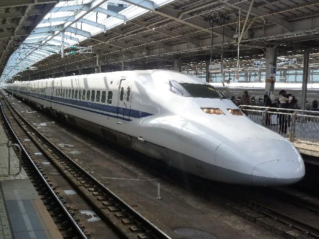 JR700系 JR東海道新幹線ひかり