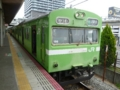 JR103系 JR関西本線普通