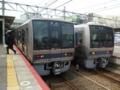JR207系とJR207系