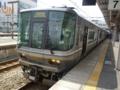 JR223系6000番代 JR福知山線丹波路快速