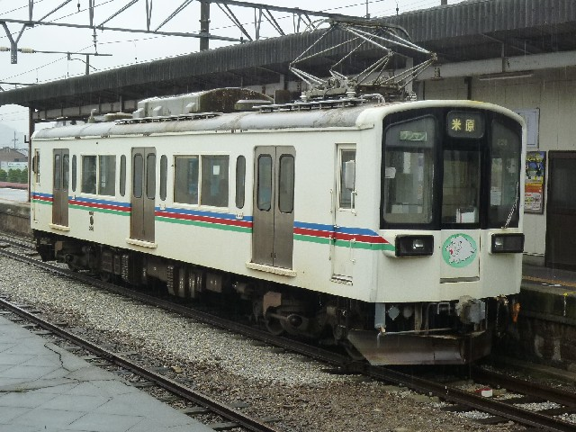 近江鉄道220形 近江鉄道本線普通