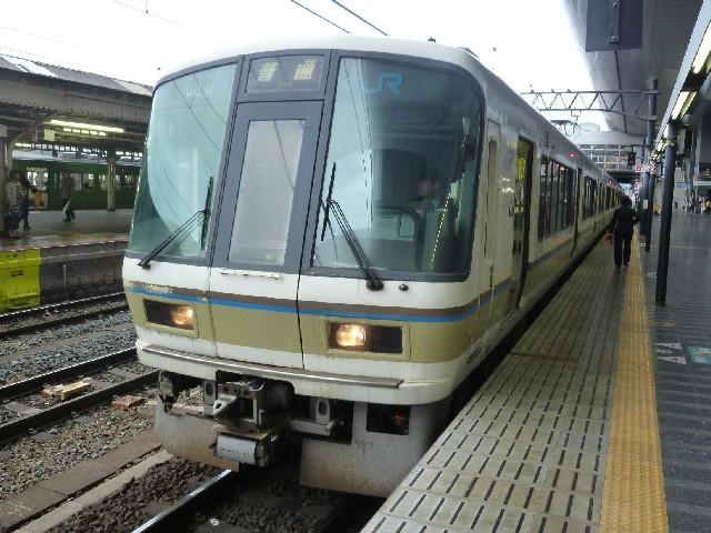 JR221系 JR東海道本線普通