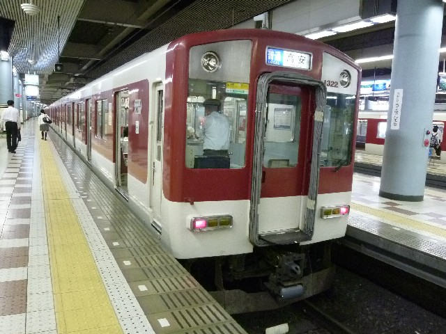 近鉄1220系 近鉄大阪線普通