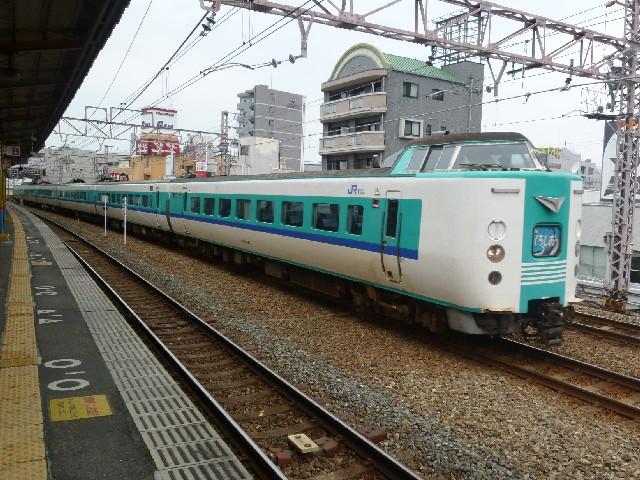 JR381系 JR大阪環状線特急くろしお