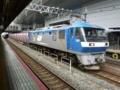 JREF210形+コキ 貨物列車