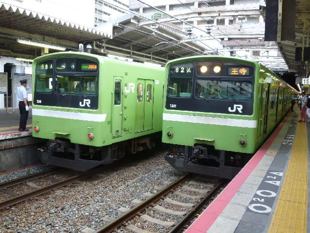 JR201系とJR201系