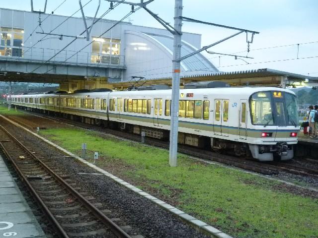 JR221系 JR奈良線快速