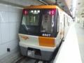大阪市交通局80系 大阪地下鉄今里筋線普通