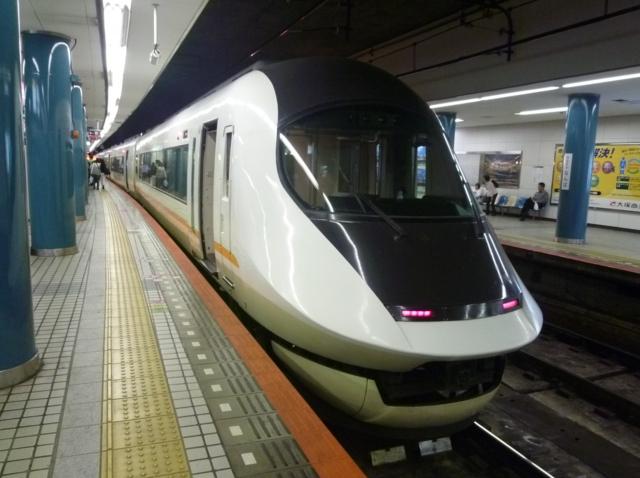近鉄21020系 近鉄難波線特急アーバンライナーnext
