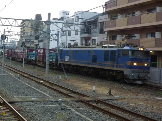 JREF510形500番代 JR片町線貨物