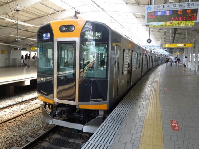 阪神1000系 阪神なんば線普通