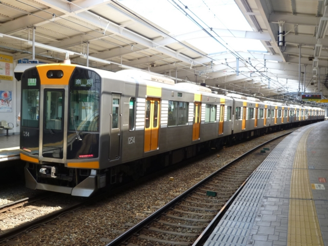 阪神1000系 阪神なんば線区間準急7