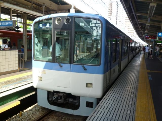 阪神5500系 阪神本線普通