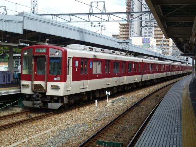 近鉄5800系 阪神なんば線区間準急