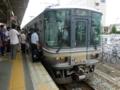 JR223系5500番代 JR舞鶴線快速